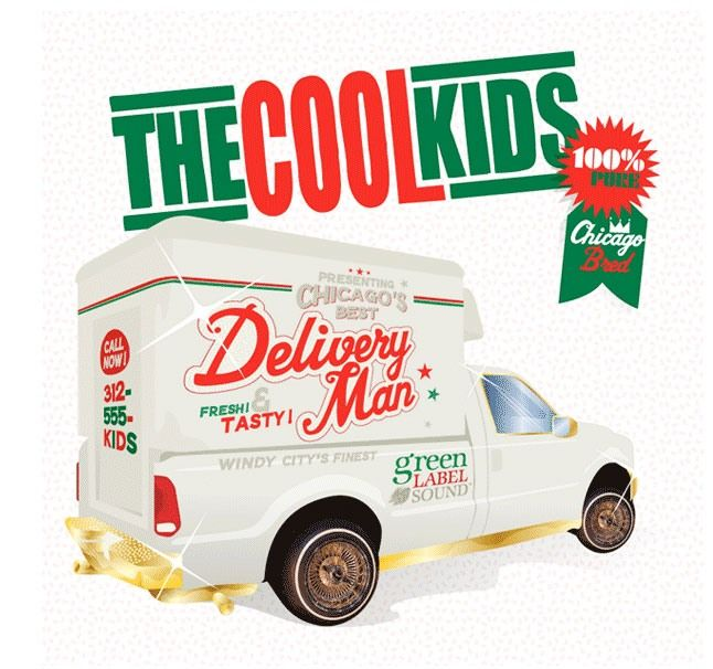 Cool Kids Delivery Man 1