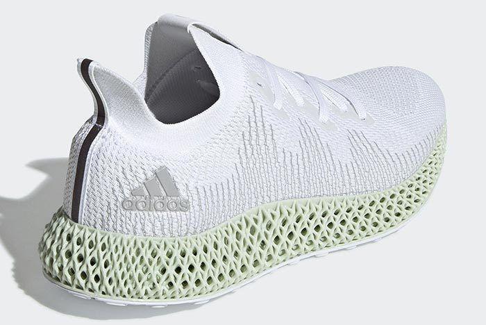 Adidas Alphaedge Futurecraft 4D White 3
