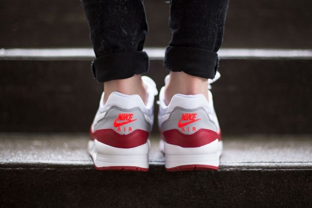 Nike Air Max Light Gs Gym Red 2