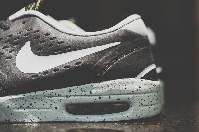 Nike Sb Koston 2 Max Black Venom Green 1