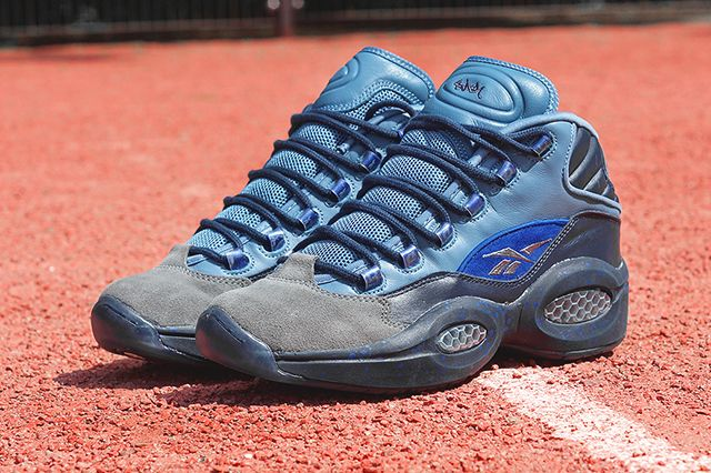 Stash X Reebok Question Launch Party Overkill 2