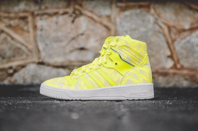 Adidas Rivalry Hi Graphic Pack 4