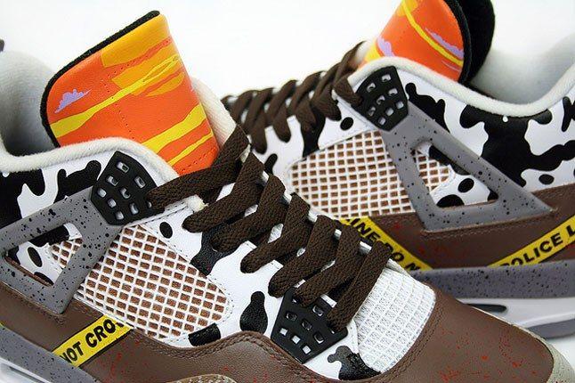 Air Jordan 4 Rorschach 5 1