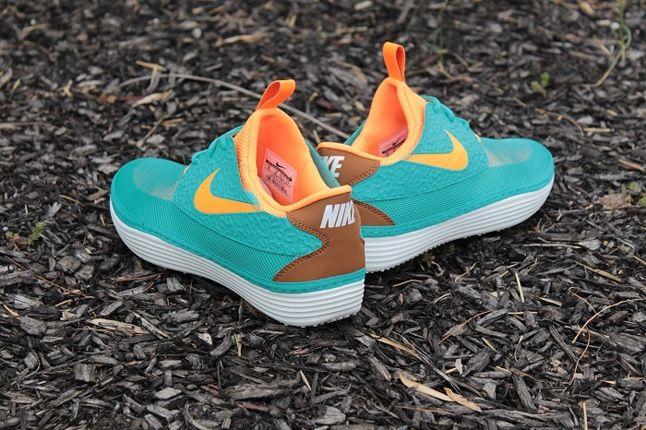Nike Solarsoft Mocassin Heel Profile 1