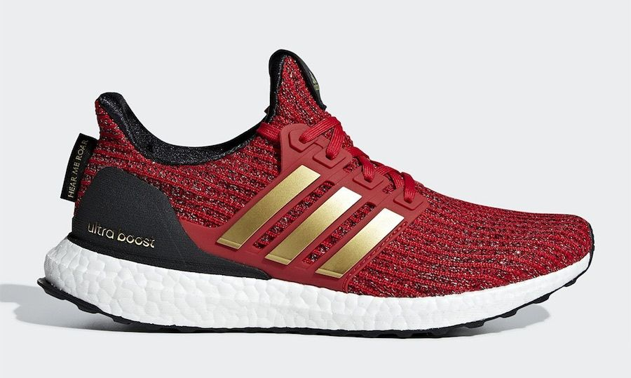 The Game of Thrones x adidas UltraBOOST Collection Has