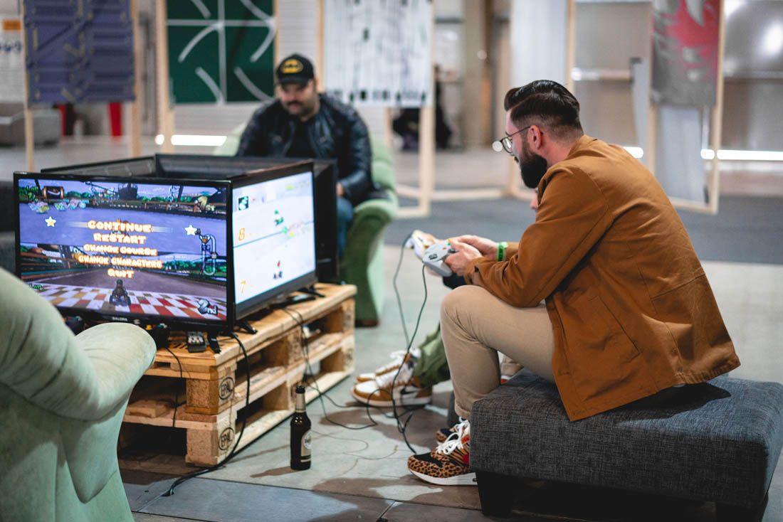 Sneakerness Cologne 2019 Recap 6 Mario Kart