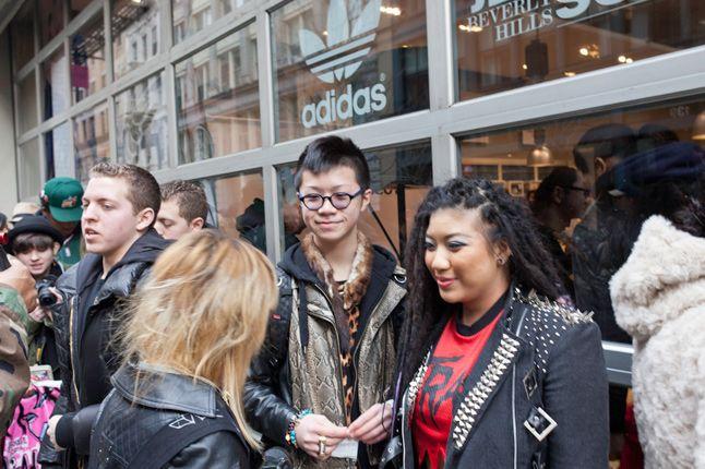 Jeremy Scott In Store Adidas Originals Soho New York 30 1