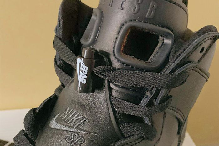 Fpar Forty Percent Against Rights Nike Sb Dunk High Leak Release Date Tongue Instagram