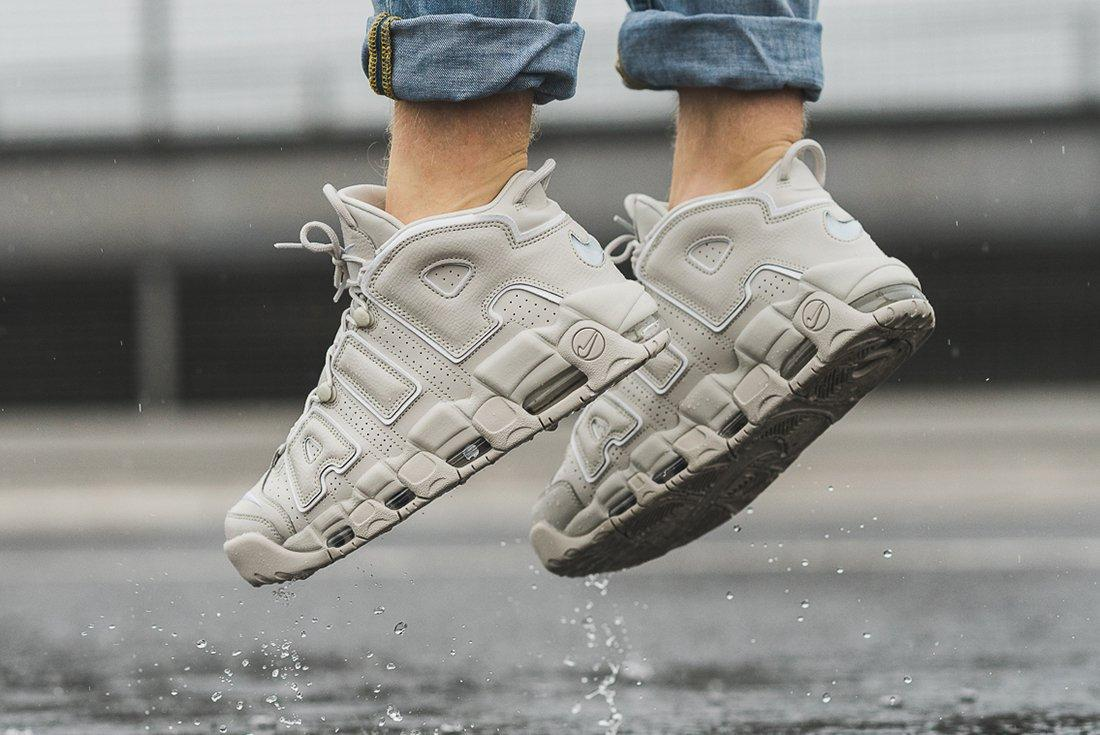 Nike Air More Uptempo Nude 3
