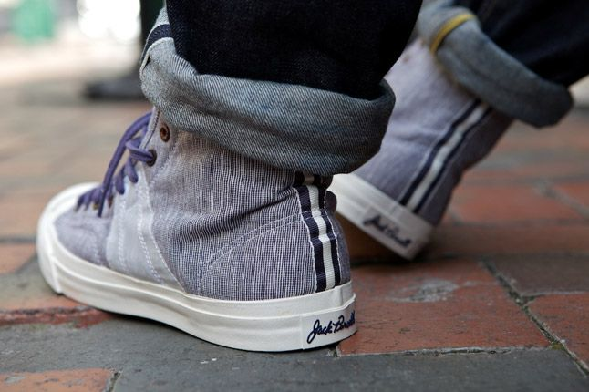 Jack Purcell First String 05 1