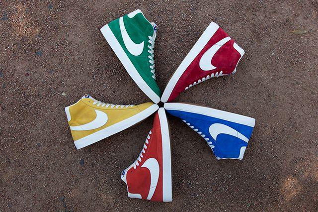 Nike Blazer Mid Premium Qs Pack 1