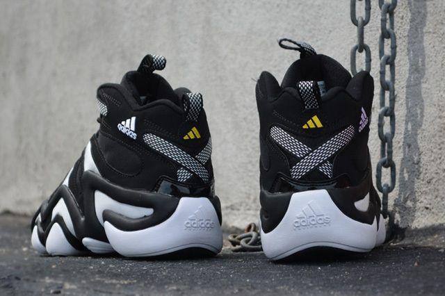 Adidas Crazy 8 Profile Heel Profile
