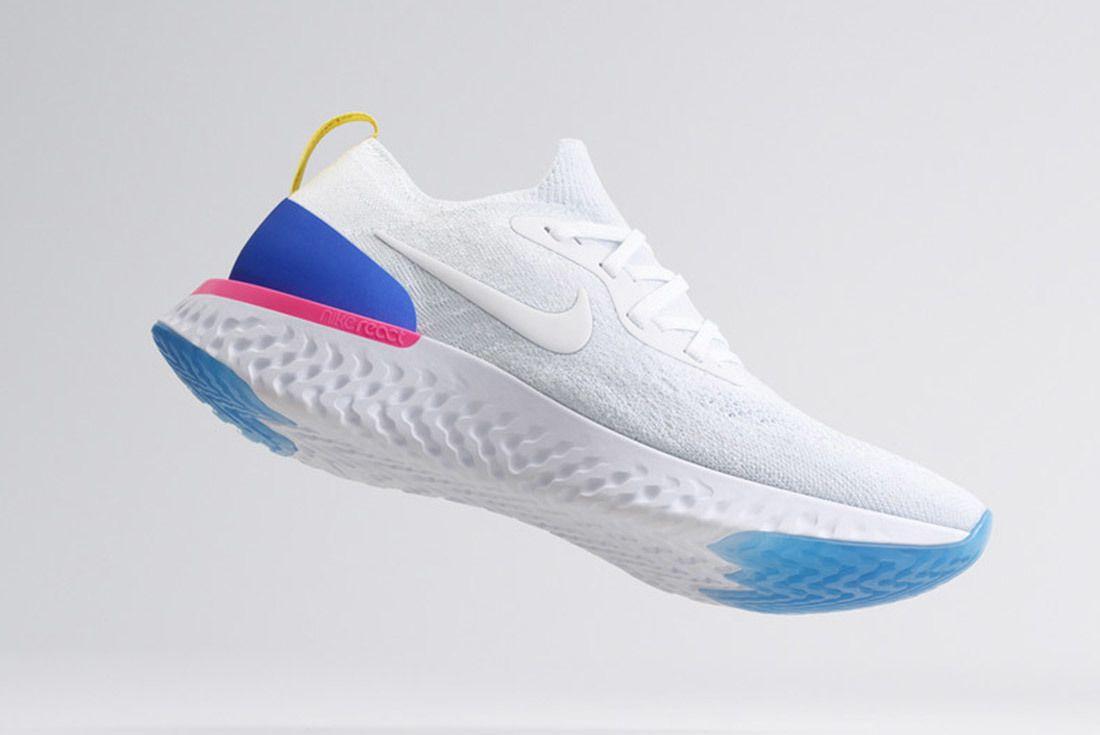 Material Matters Nike React 4