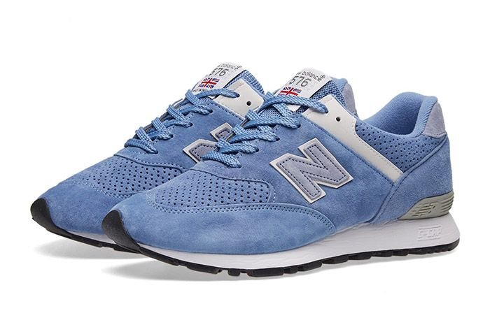 New Balance 576 Womens Blue 1
