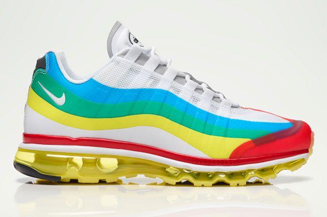 Nike What The Air Max 95 02 1