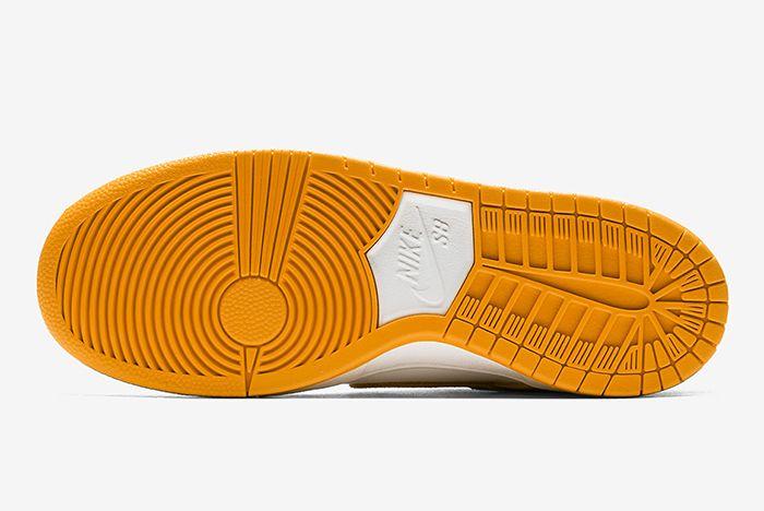 Nike Sb Dunk Low Circuit Orange 4