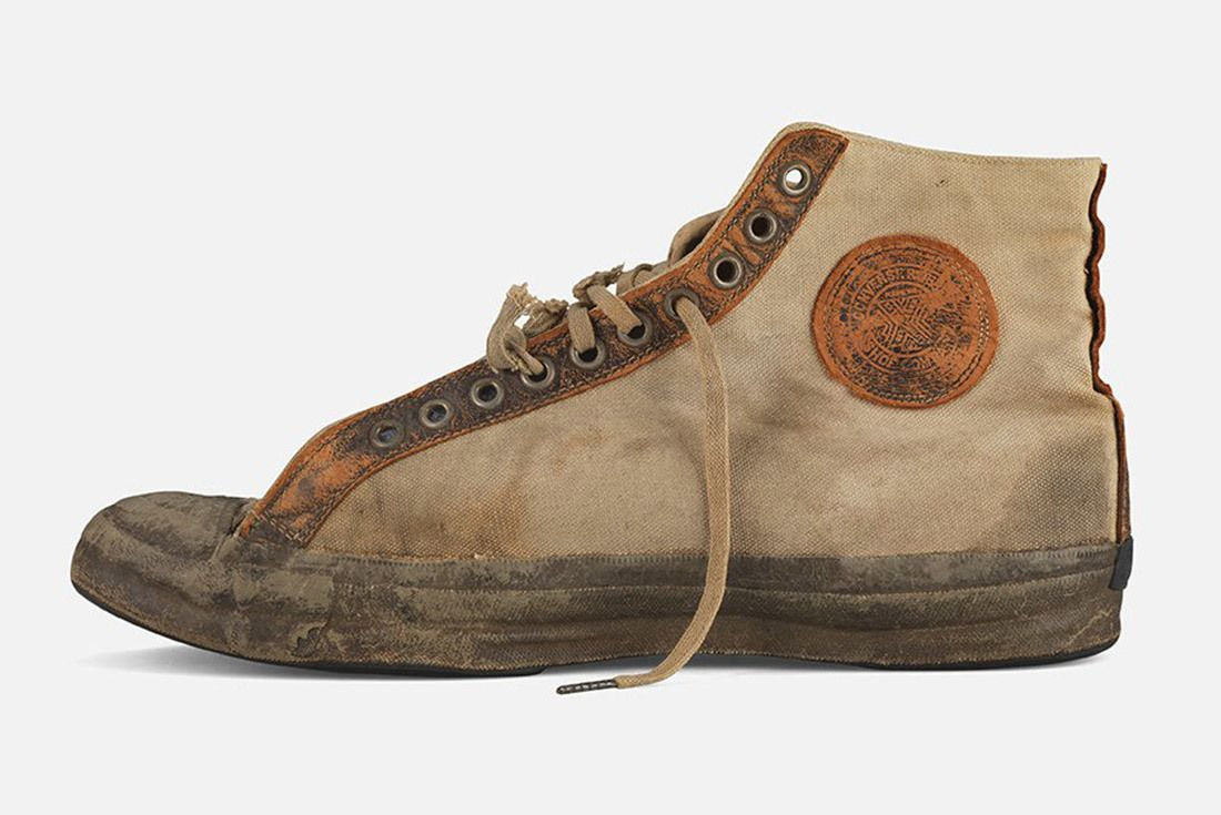 Material Matters Nylon Converse1932 1