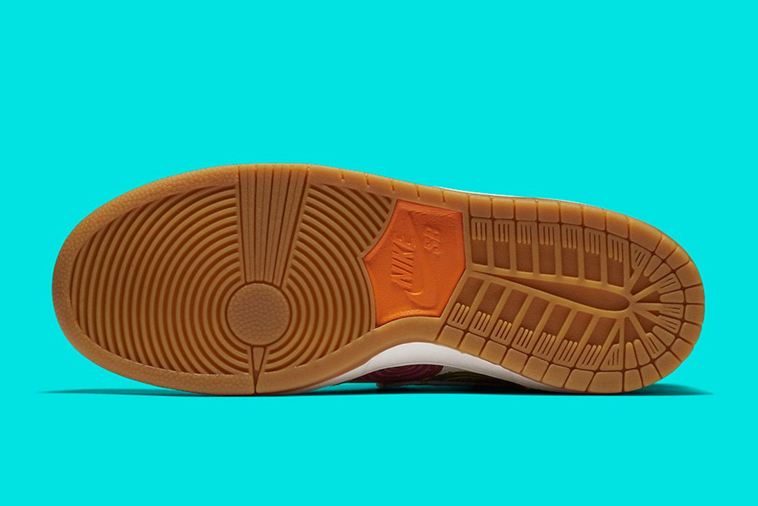 Nike Sb Zoom Dunk High Premium What The 2
