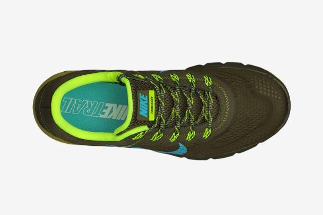 Nike Zoom Terra Kiger Olive Volt 2