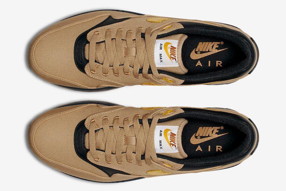 Nike Air Max 1 Premium Elemental Gold 875844 700 3