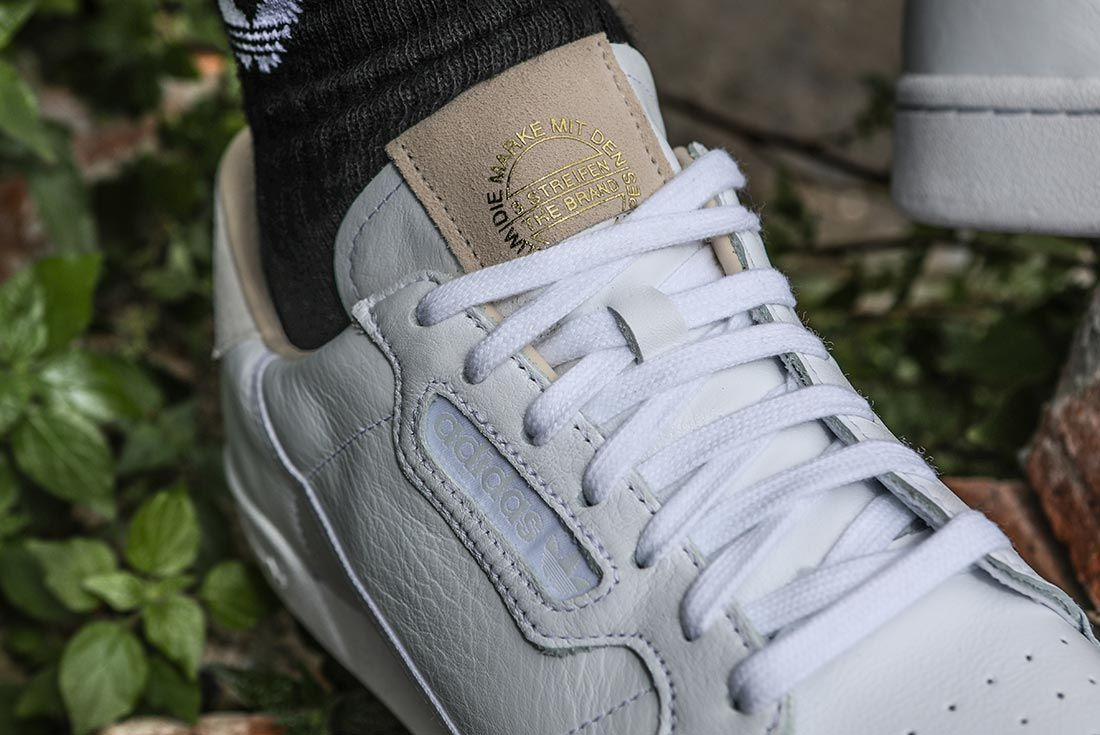 Adidas Continental Home Of Classics Tongue Detail