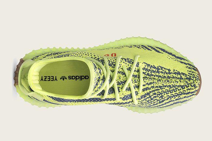 Adidas Semi Frozen Yellow 1