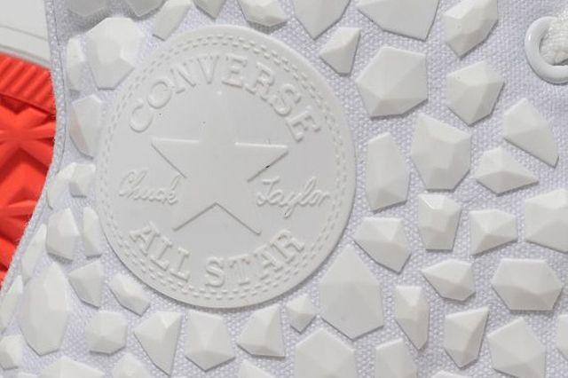 Converse All Star Hi Rhinestone