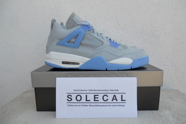 Air Jordan Cool Grey Blue 2