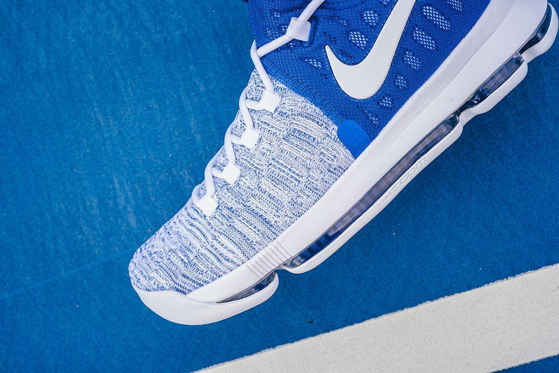 Nike Kd 9 Royal Bluewhite 3