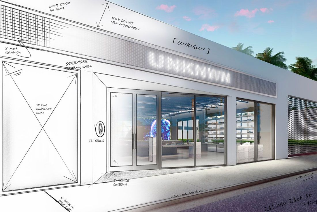 Unknwn Storefront Wynwood