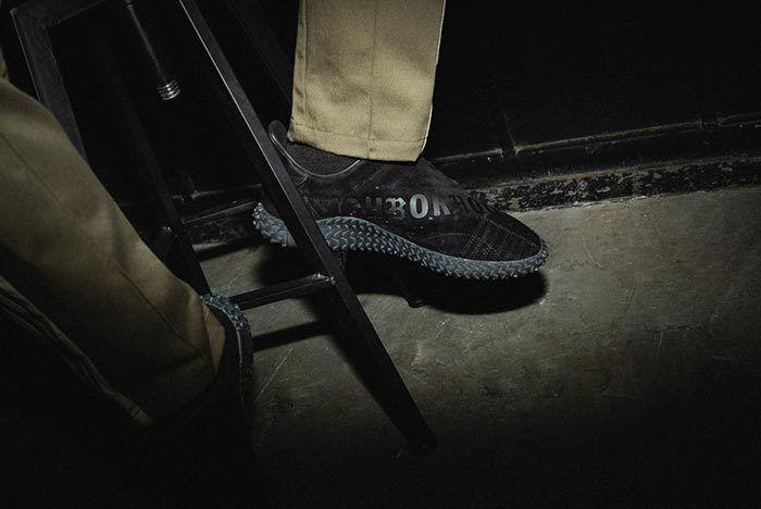 An On Foot Look At Neighborhoods Latest Adidas Colab 7