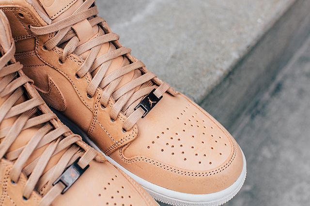 Air Jordan 1 High Pinnacle Vachetta Tan4