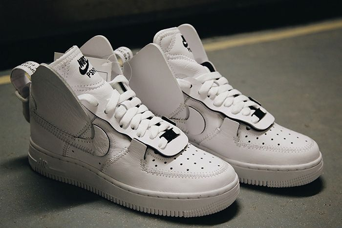 Psny Air Force 1 Release 4 Sneaker Freaker