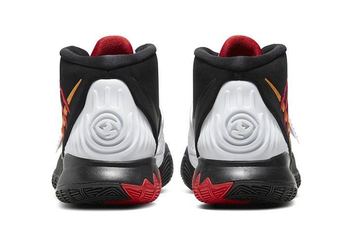 Nike Kyrie 6 Bruce Lee Heel