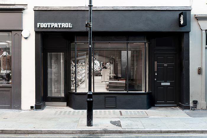 Footpatrol London Opening 9