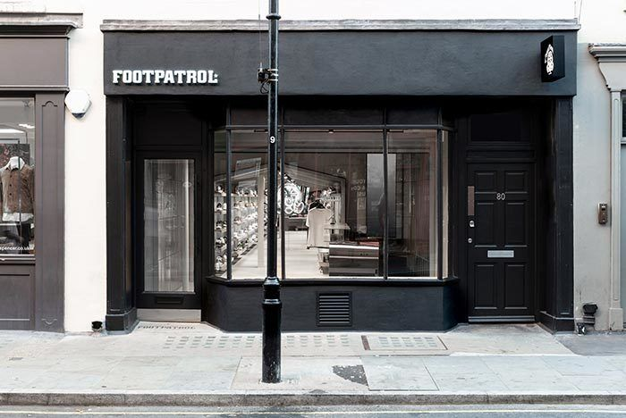 Footpatrol London Opening 9