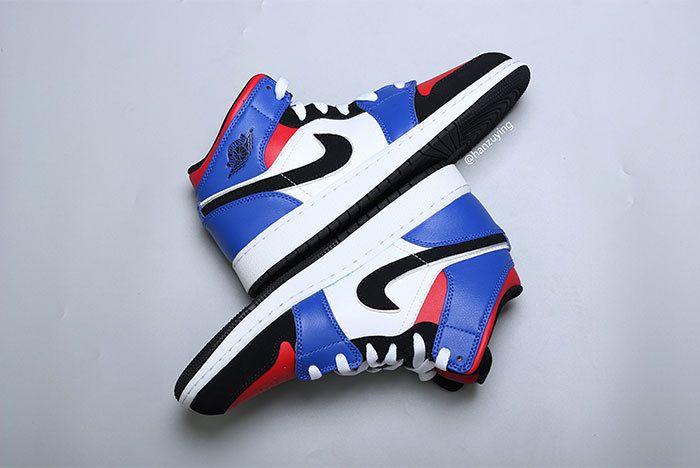 Air Jordan 1 Mid 4