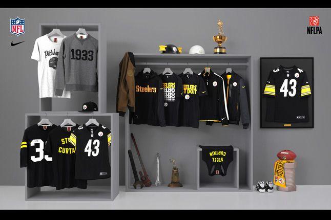 Nike Nfl Fanwear Pit Steelers 2012 1