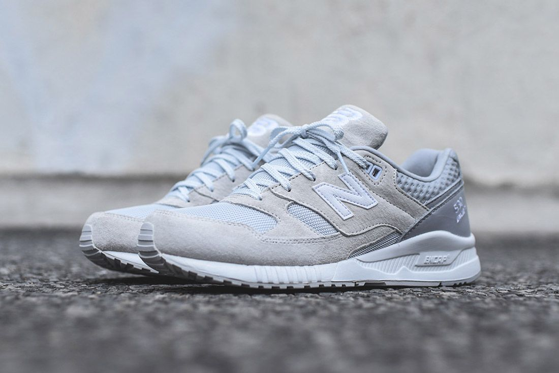 New Balance 530 Grey Black 3