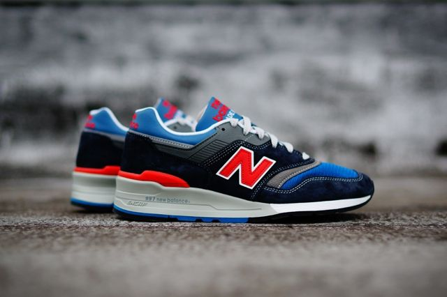 New Balance 997 Flint Grey 3