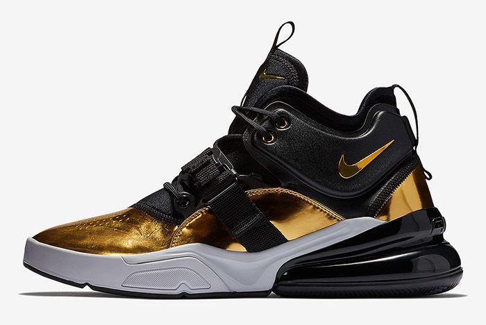 Nike Gold Standard Af270 2
