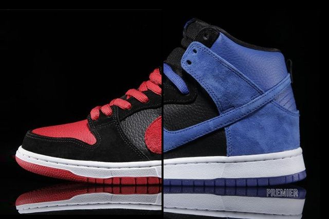 Nike Sb J Pack Dunks Thumb