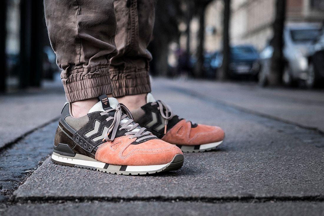 Mita Sneakers X Hummel Hive Marathona Og Smørrebrød2