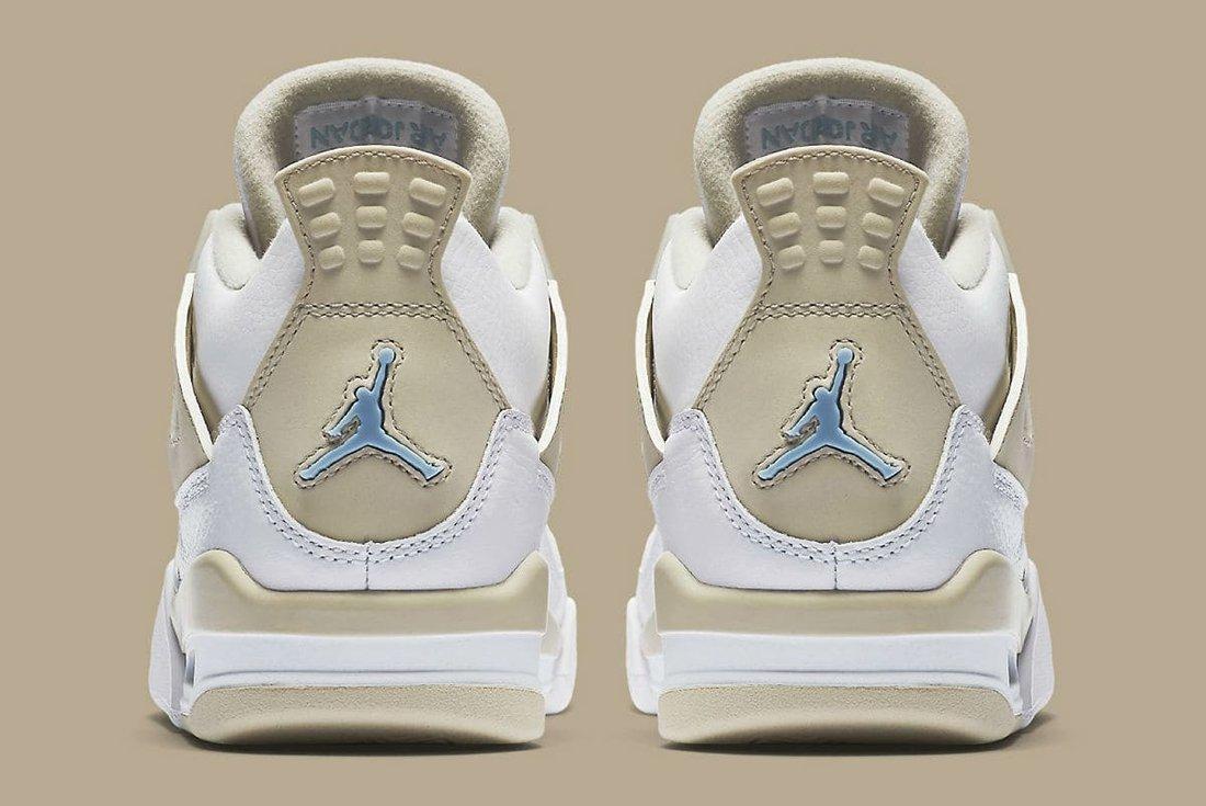 Air Jordan 4 Gs Linen 2017 Retro3