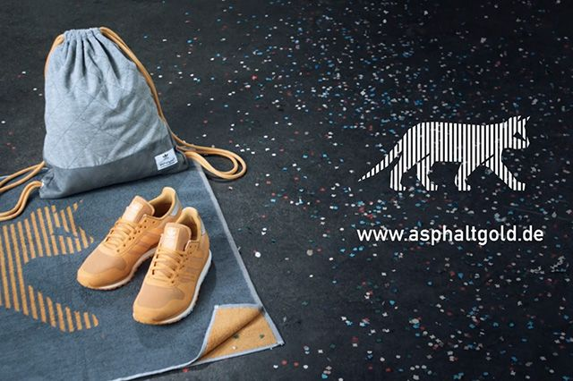 Asphaltgold Adidas 5 Golden Years Anniversary Pack 4