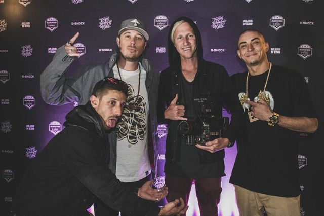 G Shock Launch Bliss N Eso Colab 15