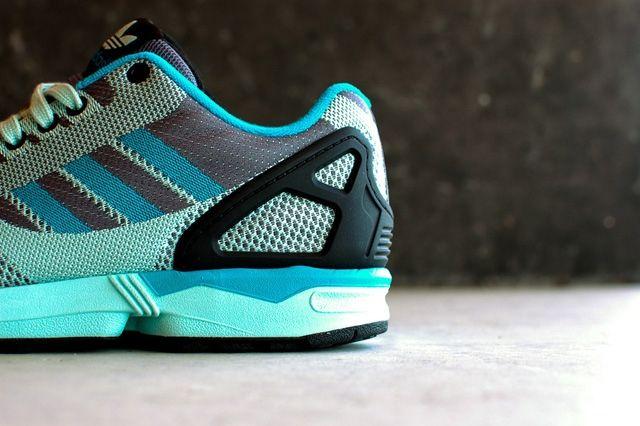 Adidas Zx Flux Weave Onix Fromin 6