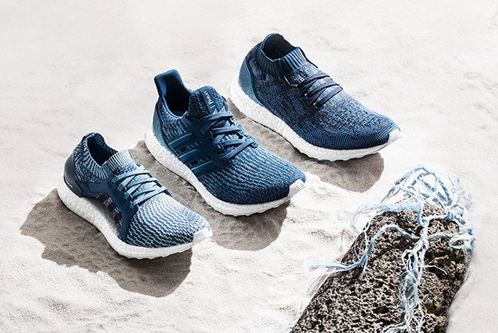 Parley For The Oceans Adidas Boost New 3