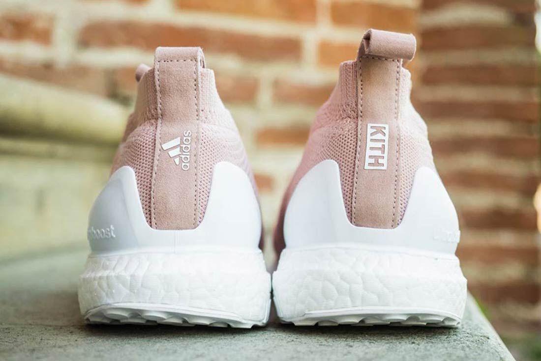 Kith X Adidas Ace 16 Ultraboost Vapor Pink 2
