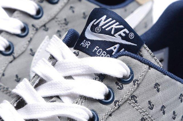 Nike Air Force 1 Ac Prm Qs Navy Pack 6